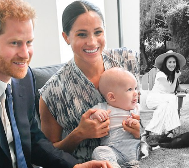 Prince Harry and Meghan Markle are expecting their second child