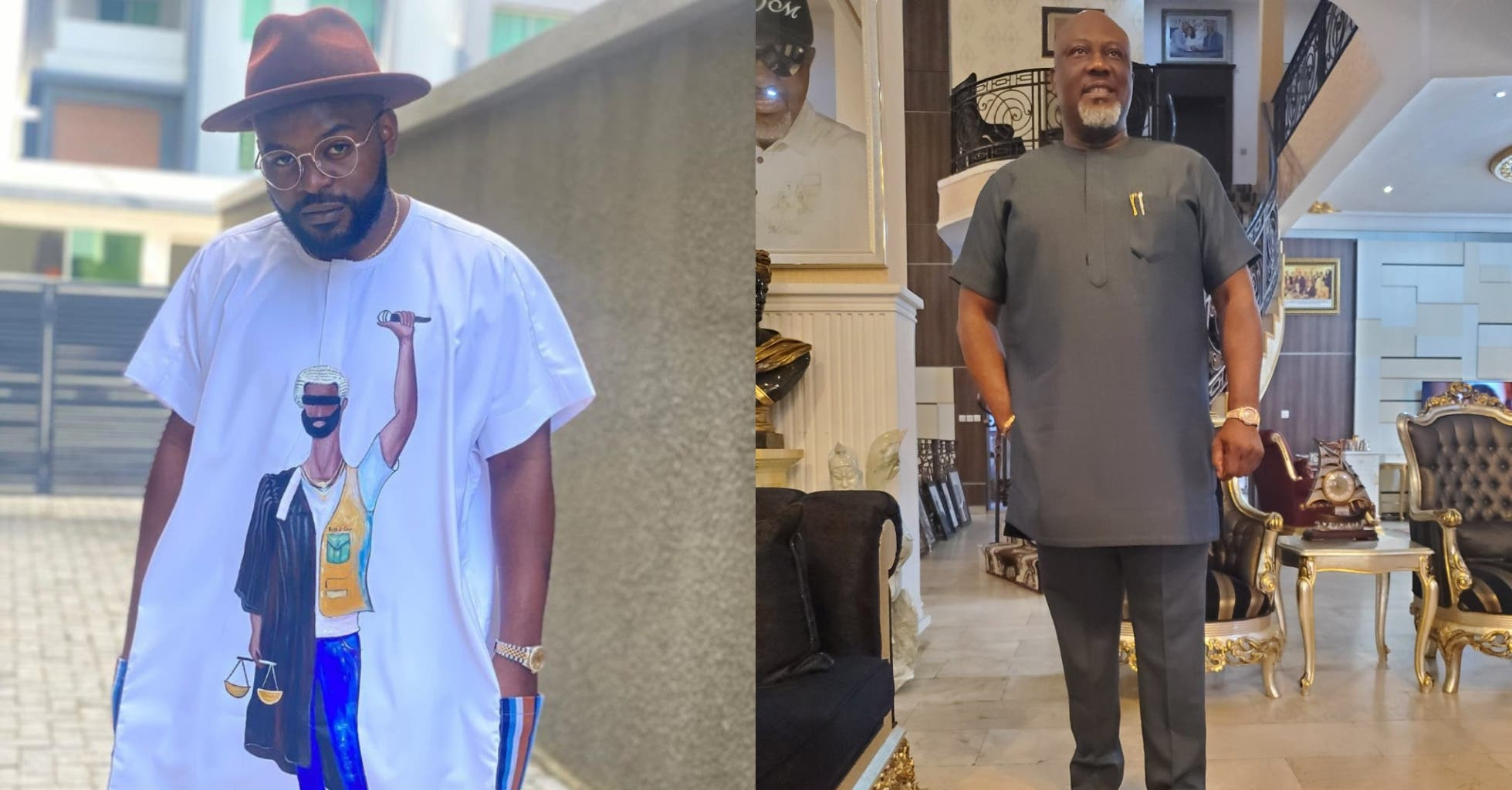 'We go soon face una matter' – Falz slams Dino Melaye over solidarity with #EndSARS protesters