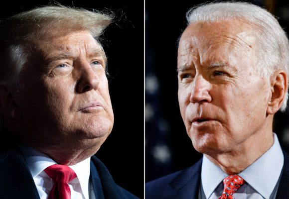 US Election: Trump concedes